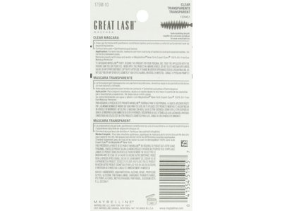 Maybelline New York Great Lash Clear Mascara for Lash and Brow 110, 0.44 Fluid Ounce - Image 4