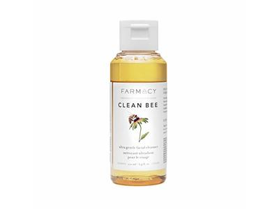 Farmacy Clean Bee Gentle Facial Cleanser - Daily Face Moisturizer with Hyaluronic Acid 3.4 oz / 100 ml