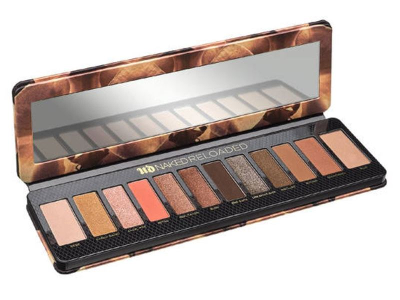 Urban Decay Naked Reloaded Eyeshadow Palette, 0.049 oz