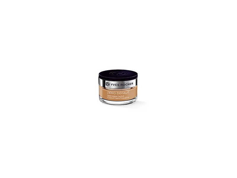 Yves Rocher Zero Defaut Comfort Cream Foundation, Beige 400, 40 mL
