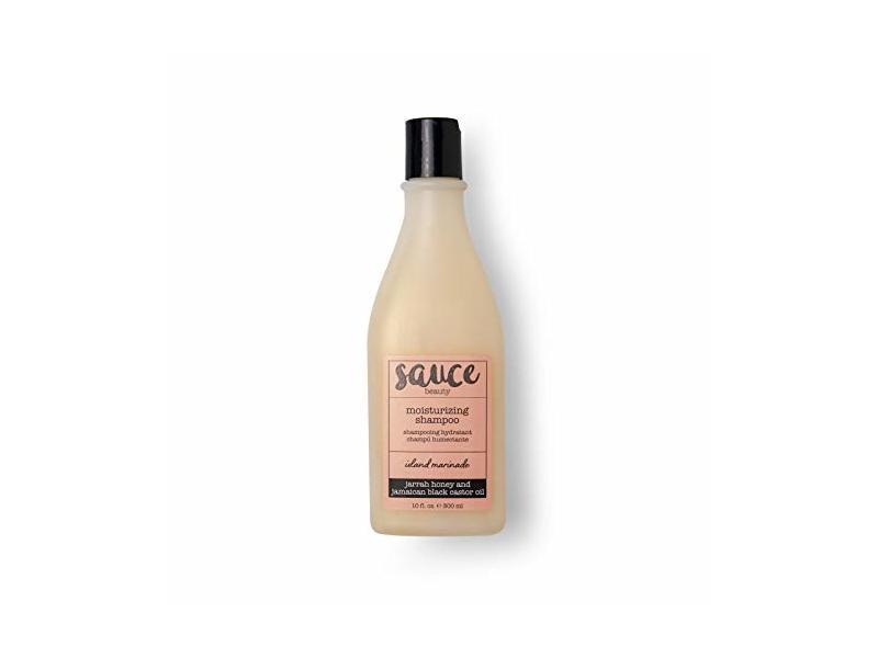 Sauce Beauty Moisturizing Shampoo, Island Marinade, 10 fl oz