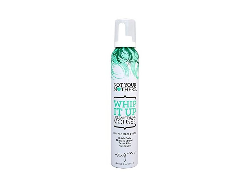 Not Your Mother's Whip It Up Cream Styling Mousse, 7 Ounce