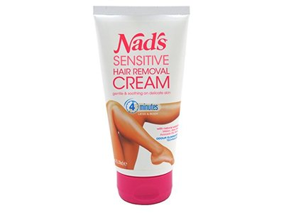 Nads Hair Removal Cream Sensitive, 5.1 Ounce - Image 1