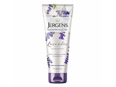 Jergens Lavender Body Butter with Essential Oils