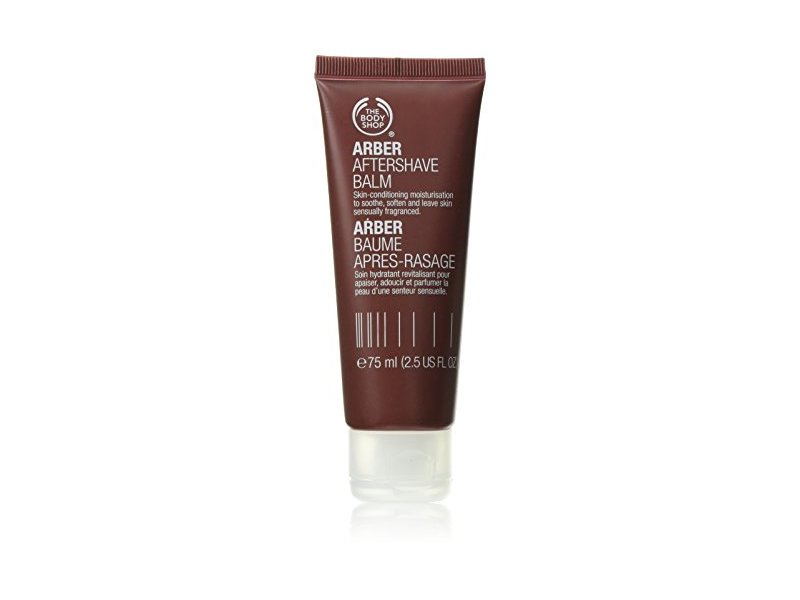 The Body Shop Arber Aftershave Balm, 2.5 fl oz
