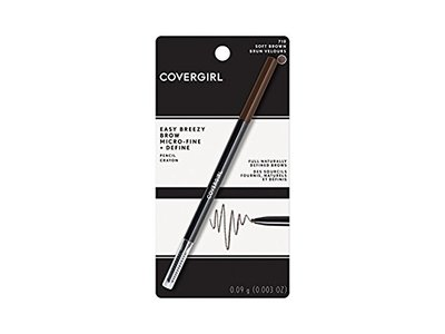 Covergirl Easy Breezy Brow Micro-Fine + Define Pencil, #710 Soft Brown
