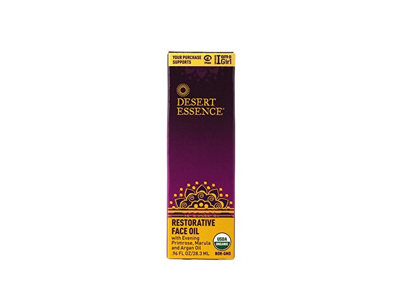 Desert Essence Restorative Face Oil - 0.96 fl oz