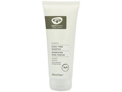Green People Organic Lifestyle Neutral/Scent Free Shampoo, 6.7 fl oz