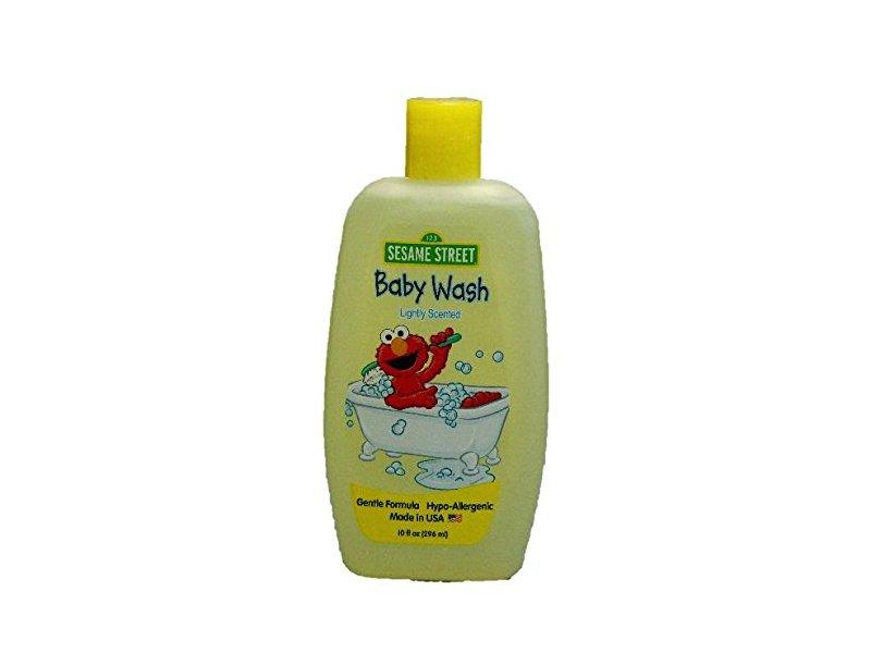 Sesame Street Baby Wash, 10 fl oz