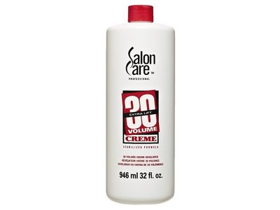 Salon Care 30 Volume Creme Developer, 32 fl oz