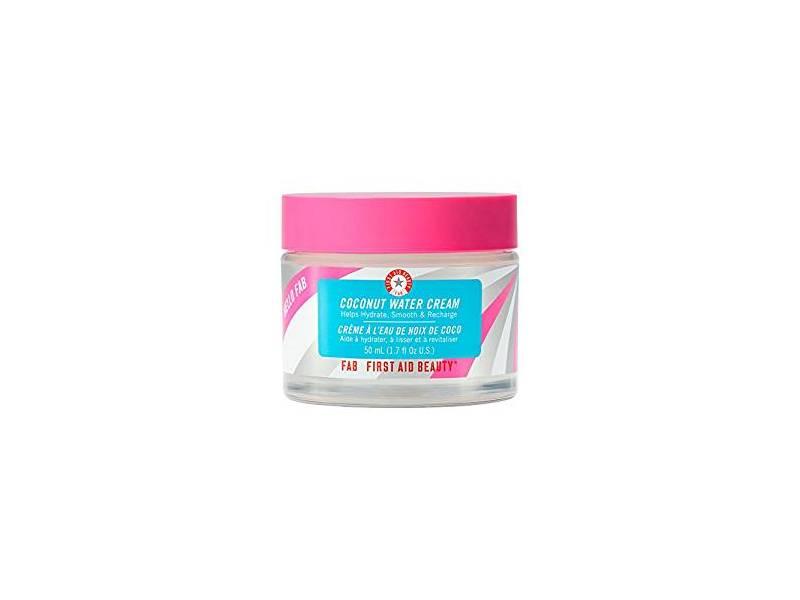 First Aid Beauty Hello FAB Coconut Water Cream, 1.7 fl oz