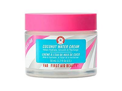 First Aid Beauty Hello FAB Coconut Water Cream, 1.7 fl oz - Image 1