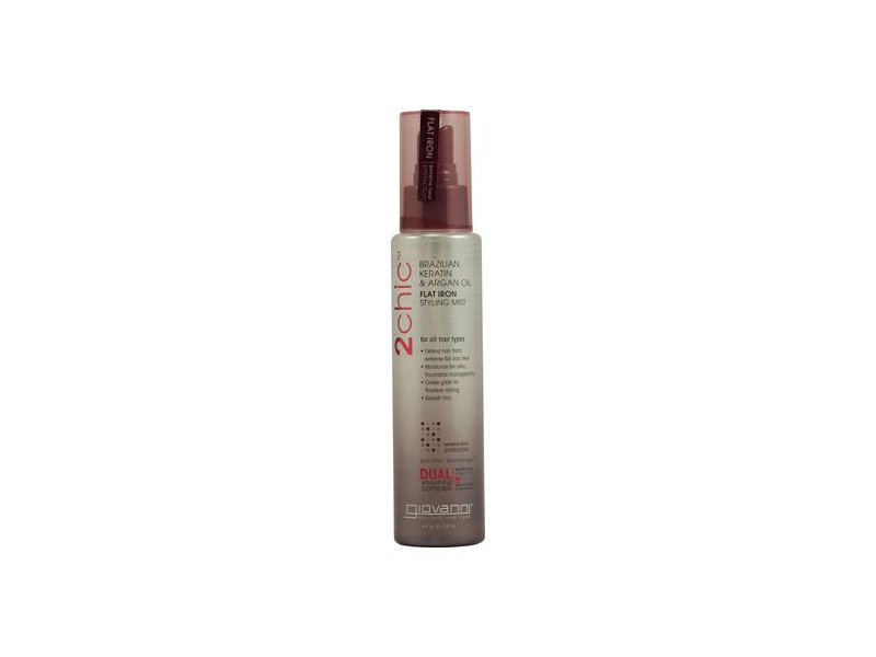 Giovanni Eco Chic Hair Care 2chic Ultra-Sleek Blow Out Styling Mist, 4 fl oz