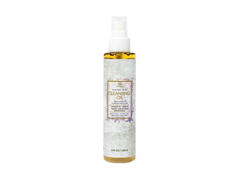 Era Organics Facial Cleansing Oil & Makeup Remover, 5 oz