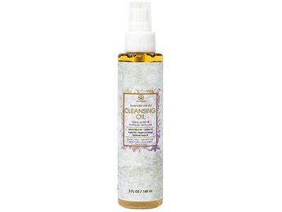 Era Organics Facial Cleansing Oil & Makeup Remover, 5 oz