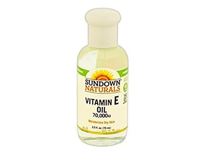 Sundown Naturals Vitamin E Oil, 2.50 oz