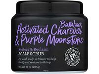 Not Your Mother's, Activated Bamboo Charcoal & Purple Moonstone Scalp Scrub, 10 Ounce - Image 2