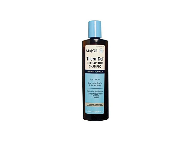 Major Thera-Gel Shampoo, 251mL