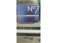 No7 Lift & Luminate Triple Action Night Cream, 1.69oz - Image 3