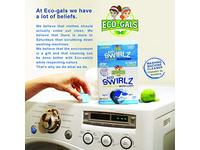 Eco-Gals Eco Swirlz Washing Machine Cleaner, 24 Count - Image 7