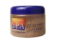 Aubrey Organics Natural Spa Sea Wonders Invigorating Bath Salts - Image 2