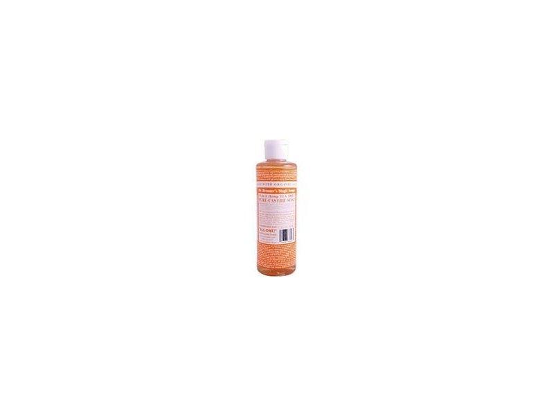 Dr Bronner Soap Liquid Castile Tea Tree Organic Soap