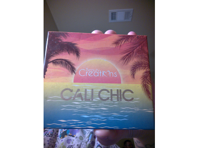 Beauty Creations Cali Chic Eyeshadow Palette, 0.43 oz - Image 3