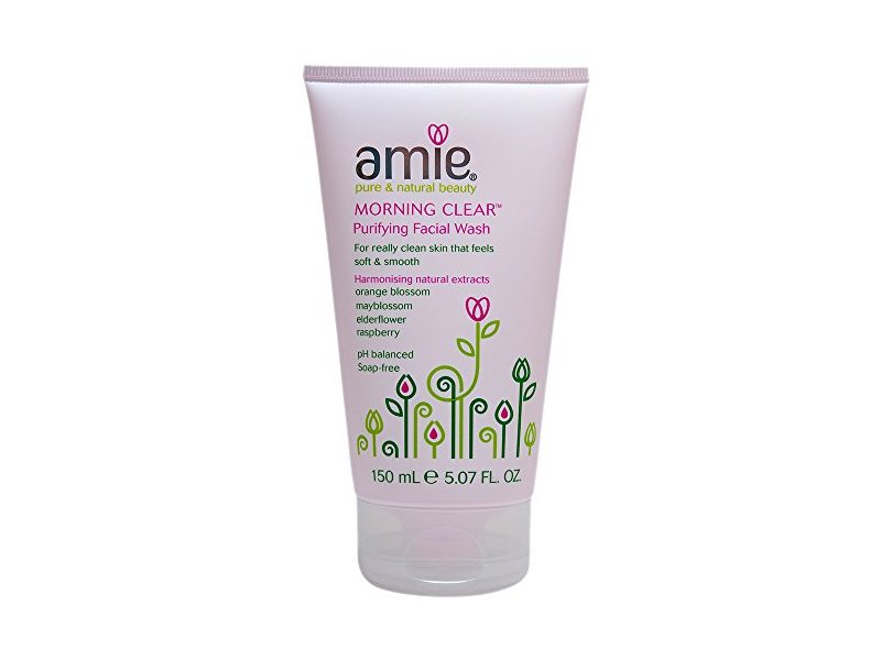 Amie Morning Clear Purifying Facial Wash, 150mL