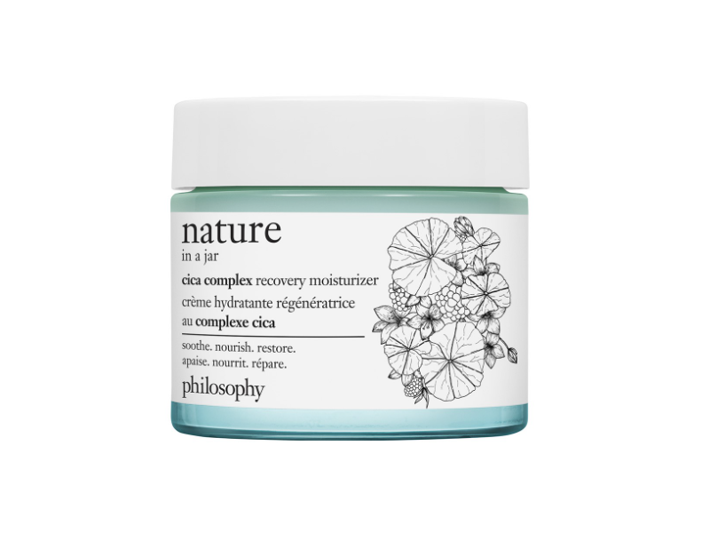 Philosophy Nature In A Jar Cica Complex Recovery Moisturizer, 2 oz