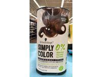 Schwarzkopf Simply Color Permanent Hair Color, 6.68 Hazelnut Brown - Image 3