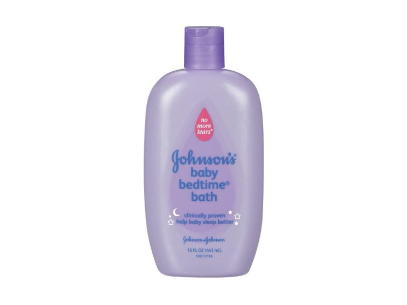 Johnson's Bedtime Baby Bath, 15 fl oz