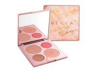 BECCA x Chrissy Teigen Glow Face Palette - Image 2