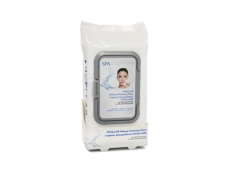 Spascriptions Micellar Cleansing Wipes