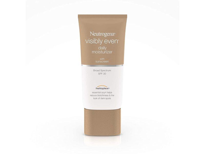 Neutrogena Visibly Even Daily Moisturizer SPF 30, 1.7 fl oz/50 ml