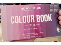 Makeup Revolution London Colour Book CB 04 Shadow Palette, 0.02 oz/0.8 g - Image 3