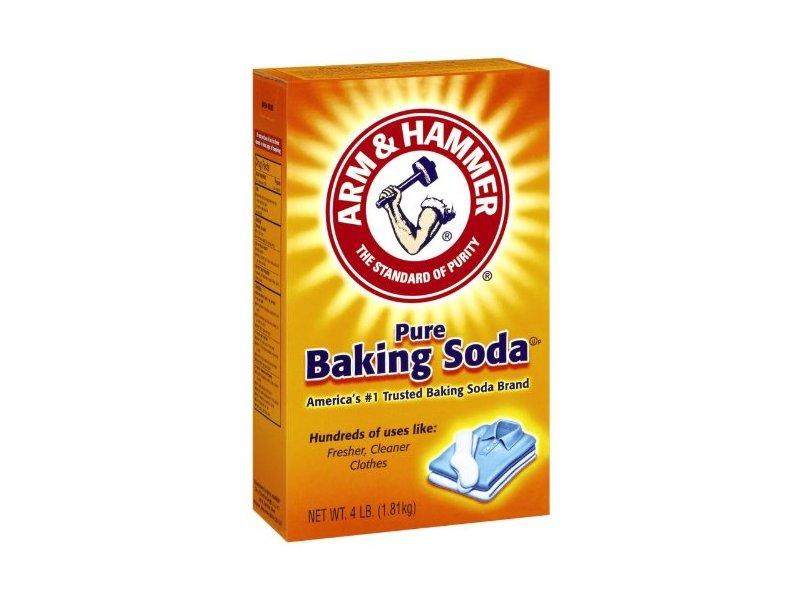Arm & Hammer Pure Baking Soda, 64 oz
