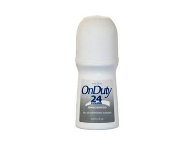 Avon OnDuty 24 Hours Deodorant, 2.6 oz