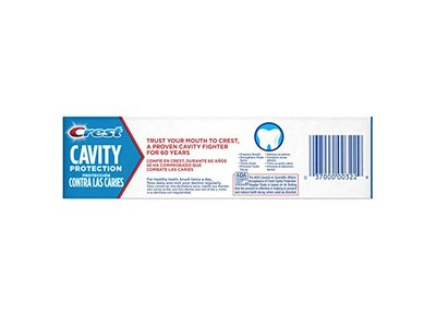Crest Cavity Prevention Toothpaste, 4.6 Ounce - Image 4