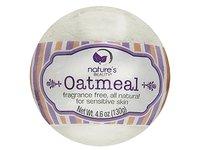 Nature's Beauty Oatmeal Bath Bomb, 4.6 oz - Image 2