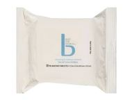 Just The Basics Cleansing & Makeup Remover Facial Towelettes, 30 ct - Image 2