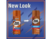 Right Guard Sport Original Deodorant Aerosol Spray, 2 Count - Image 6