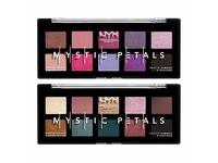 NYX PROFESSIONAL MAKEUP Mystic Petals Eye Shadow Palette, Midnight Orchid - Image 7