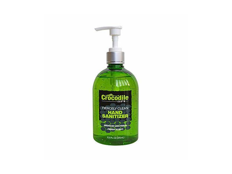 Crocodile Cloth Fiercely Clean Gel Hand Sanitizer