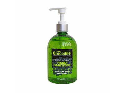 Crocodile Cloth Fiercely Clean Gel Hand Sanitizer