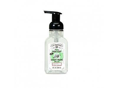J.R. Watkins Foaming Hand Soap, Vanilla Mint, 9 fl oz