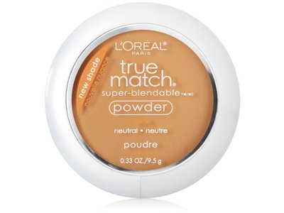 L'oreal Paris True Match Super-blendable Powder - Natural Beige - w4 - Image 7