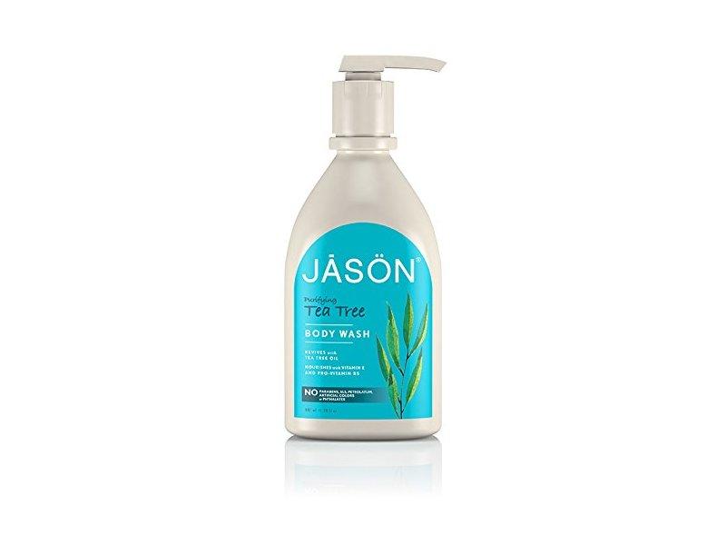 Jason Purifying Tea Tree Body Wash, 30 fl oz