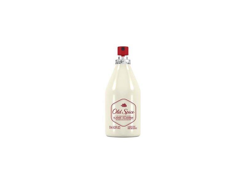 Old Spice Classic Cologne, 4.25 oz
