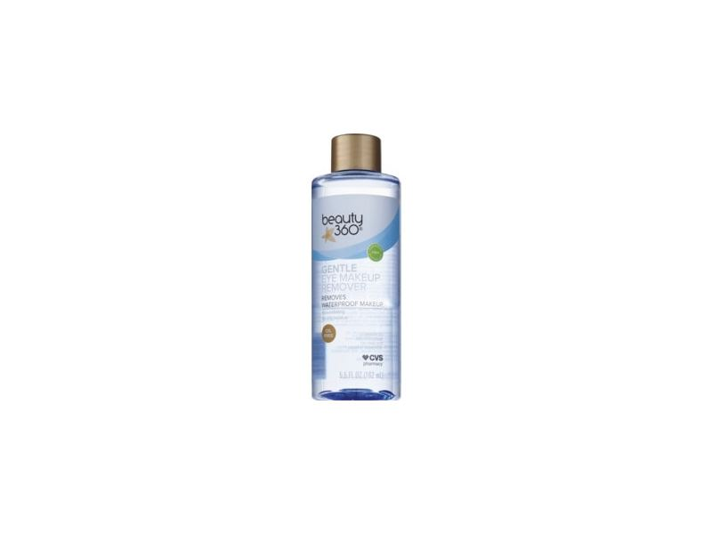 Beauty 360 Gentle Oil-Free Eye Makeup Remover