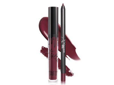 Kylie Cosmetics Matte Lip Kit, Clove, 0.14 oz